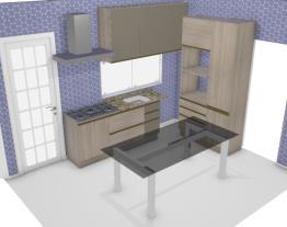 cozinha 2 rose