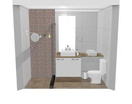 Banheiro Segundo Piso