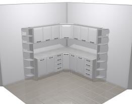 Projeto Vilma - Cozinha 1