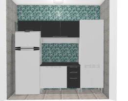 Cozinha Compacta Mostruario Karina - 5389