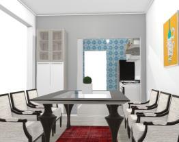 Cozinha e Sala de Jantar / Giulia