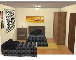 3 quarto casa GV