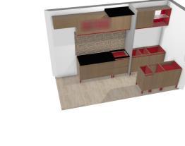 Cozinha Kappesberg New Urban Marsalla