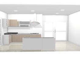 Cozinha Nova - Porta