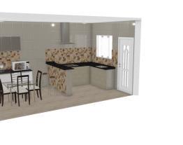 minha casa - cozinha