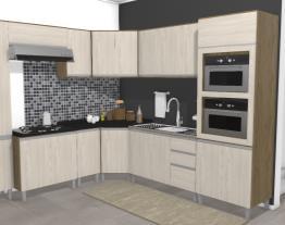 Cozinha Integra 15