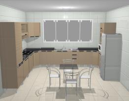 Minha Cozinha dos Sonhos