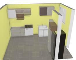 Cozinha Daiane / Jalves 99664 5124 35323154 Vila do Horto