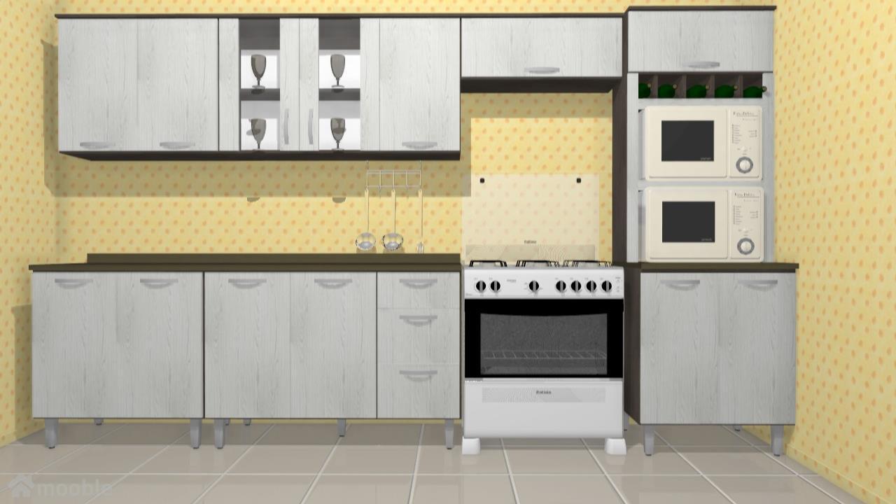 Projeto cozinha 3,70