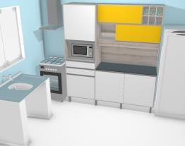 Cozinha kit Nesher