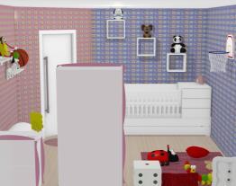 quarto infantil (meniina)