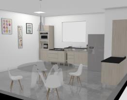 Cozinha - Natalie