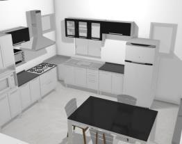 Cozinha Tarsila - Finalizado