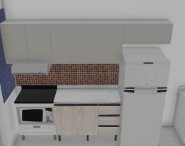 Cozinha Apto 1
