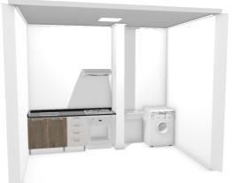 Meu projeto cozinha Móveis THB