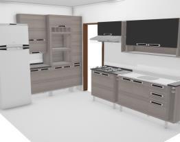 Cozinha ideal +++armário e aéreos