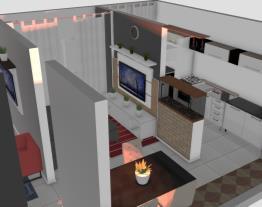 Apartamento Fabio e Bismarques