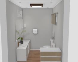 Banheiro Feminino IASP