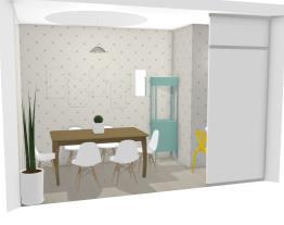 sala jantar/ escritório