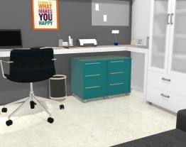 Home office/ quarto de hospedes