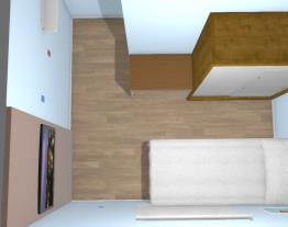 Q3 Só Diogo - Armário lateral e escrivaninha