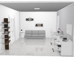 Escritório apartamento