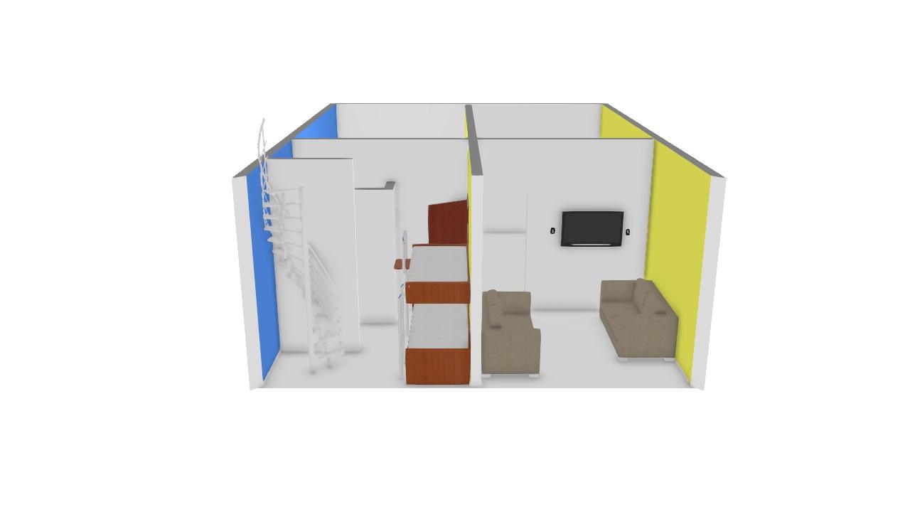 Projeto C Escada Caracol De Isaac Planta 3d Mooble Henn