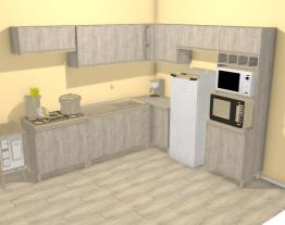Cozinha Simone Secreti