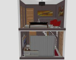Meu projeto no Mooble- casa 2 andares