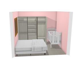 quarto -  cama king