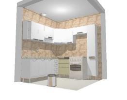 Cozinha Vivace 1 projeto