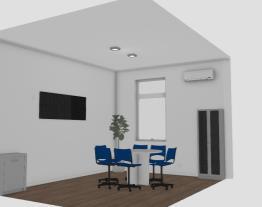Sala 2 -  Reunião 6 à 8 pessoas