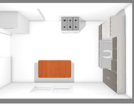 Meu projeto Móveis THB cozinha casa do DARCI