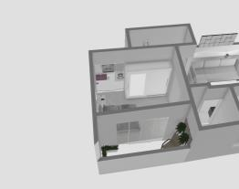 casa no futuro distante / ajuste varanda