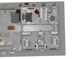 Casa modelo 7,00 x 15,00