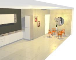 Cozinha 2 projetados