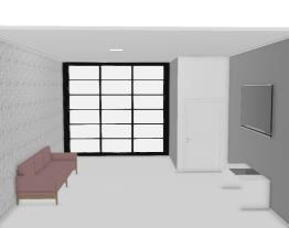 sala / entrada quarto