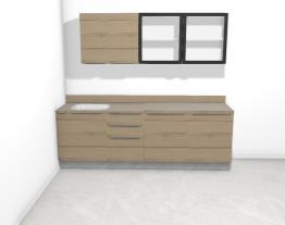 Cozinha kit net