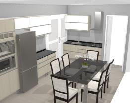 aline cozinha