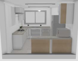 Cozinha Americana Henn - Modelo 02