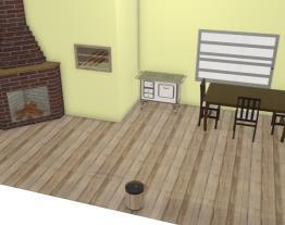minha cozinha madeira