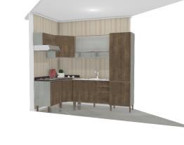 Cozinha - FRANCIELI - Erval Seco