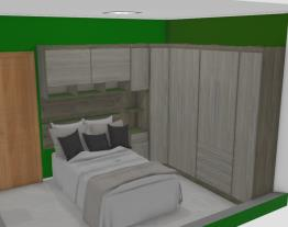Meu projeto no Mooble dormitorio