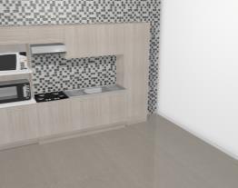 Cozinha Modulada Completa 6 Módulos Unique Branco - Kappesberg