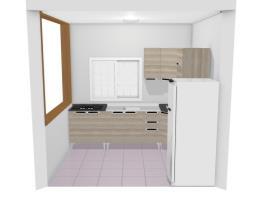 Cozinha 1°.