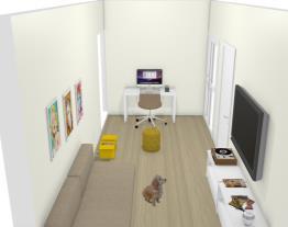 sala de tv com escritorio 1