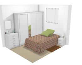 Suelen - quarto barato