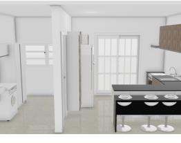 cozinha com porta2