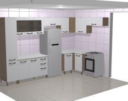 Cozinha Sense - Lindalva