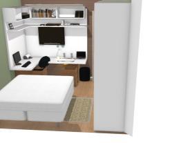 Quarto - Casa nova